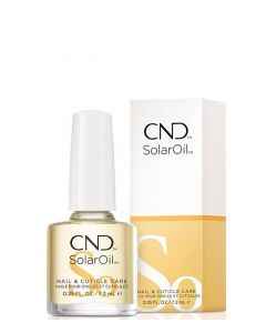 CND SolarOil Nail & Cuticle Treatment, 7,38 ml.