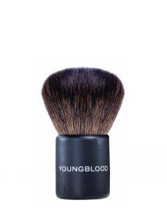 Youngblood Natural Hair Brush Kabuki - lille