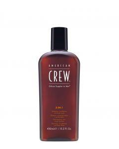 American Crew Classic 3-in-1, 100 ml.