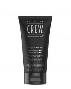 American Crew Shaving Skincare Moisturizing Shave Cream, 150 ml