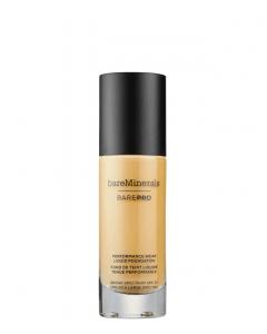 BareMinerals BarePRO Performance Wear Liquid Foundation SPF20 #16 Sandstone, 30 ml.