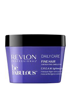 Be Fabulous Fine Cream Mask, 200 ml.