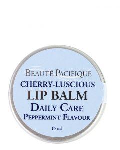 Beauté Pacifique Lip Balm Peppermint, 15 ml.