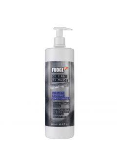 Fudge Clean Blonde Violet Conditioner, 1000 ml.