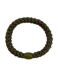 JA•NI Hair Accessories - Hair elastics, The Dark Green