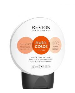 Revlon Nutri Color Filters 400 Tangerine, 240 ml.