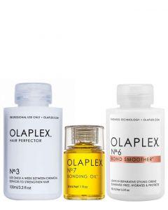 Olaplex Treatment Trio, 230 ml.
