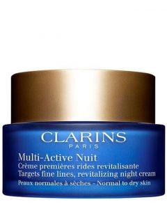 Clarins Multi-Active Night Cream Dry skin, 50 ml.