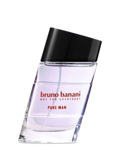 Bruno Banani Pure Man Eau de toilette, 50 ml.