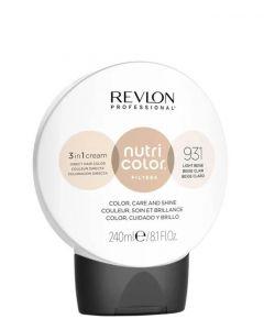 Revlon Nutri Color Filters 931 Light Beige, 240 ml.