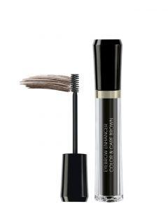 M2 Beauté Eyebrow Enhancer Color & Care Brown, 6 ml.